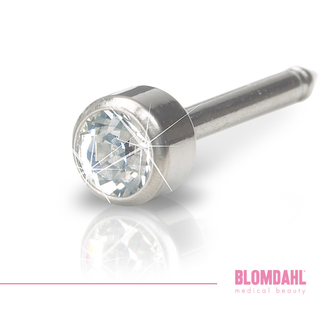 Long Bezel Crystal 4 mm