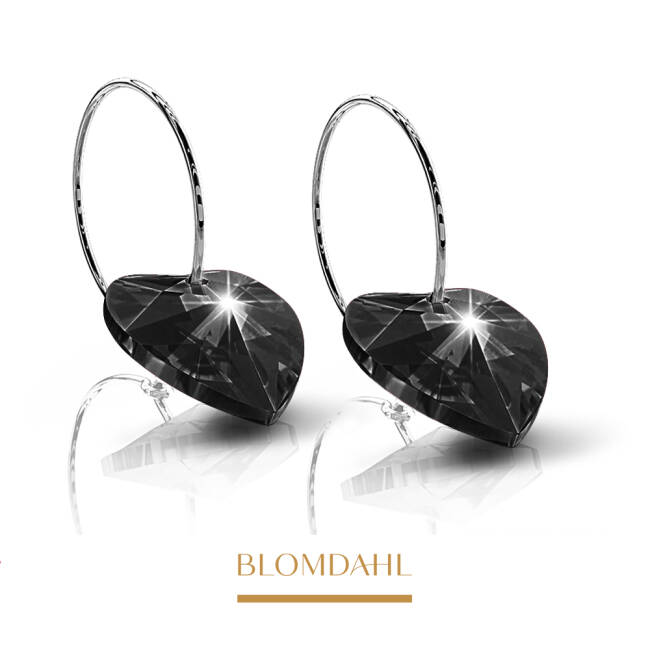 Heart  Black Diamond 10 mm SFJ